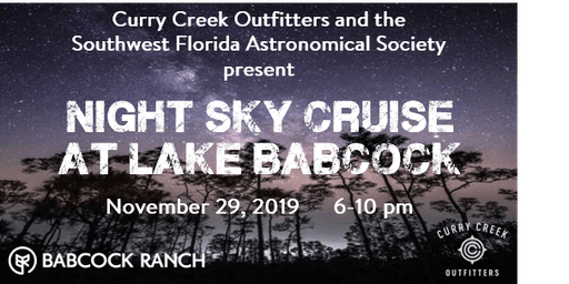Night Sky Watch Cruise