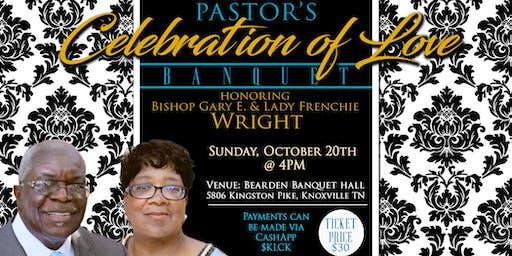 Pastors Celebration of Love Banquet