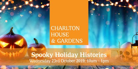 Spooky Holiday Histories at Charlton House & Gardens tickets