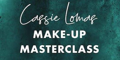 Beauty Masterclass with Cassie Lomas