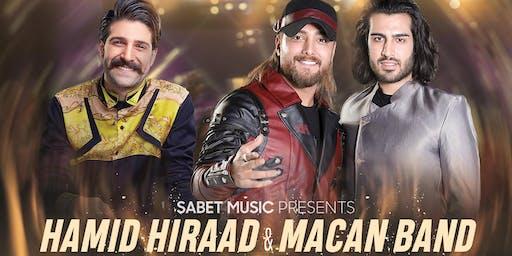 HAMID HIRAAD & MACAN BAND