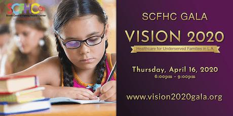SCFHC Gala Vision 2020 tickets