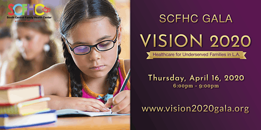 SCFHC Gala Vision 2020