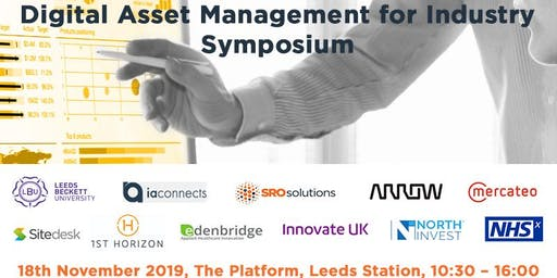Digital Asset Management for Industry Symposium