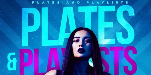 Plates & Playlists : R&B Dinner Party
