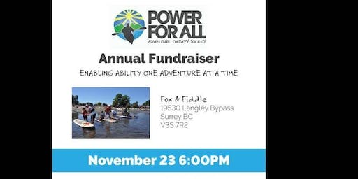 Pub Night for Power for All