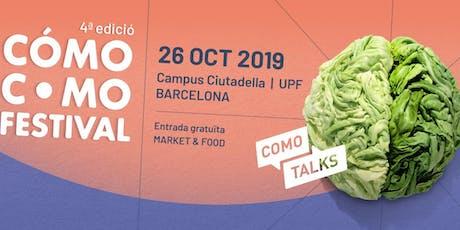Cómo Como Festival (Market & Food) tickets