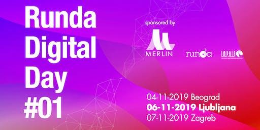 Runda Digital Day - Ljubljana