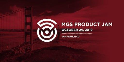 MGS Product Jam 19