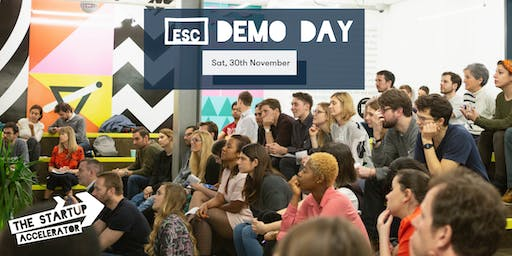 Startup Accelerator Demo Day