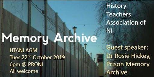 History Teachers Association of NI's AGM