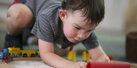 Toddler workshop: The Spirit of the Teacher & Guiding Children's Behavior tickets