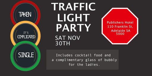 Traffic Light Dating party