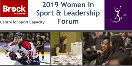 2019 Women in Sport and Leadership Forum tickets
