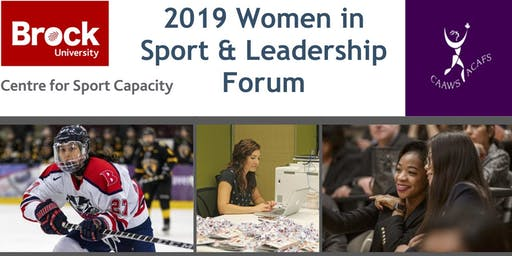 2019 Women in Sport and Leadership Forum