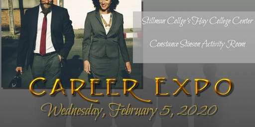Stillman College's Career and Graduate School Expo (Spring 2020)