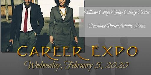 Stillman College's Career and Graduate School Expo (Spring 2020)