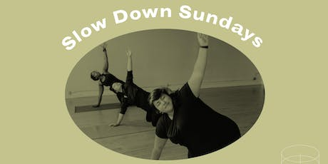 Slow Down Sundays - Inner Workout at Ace Hotel Chicago tickets