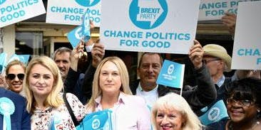 MEET  BREXIT PARTY CANDIDATES FROM EAST KENT +  GUEST BEN HABIB, M.E.P.