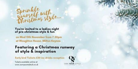 Ladies Pre Christmas Style Evening tickets