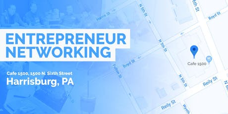 Entrepreneur Networking (Harrisburg PA) tickets