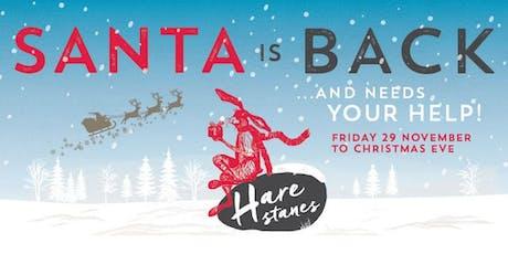 Santa's Harestanes Happening #3 tickets