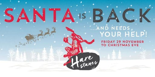 Santa's Harestanes Happening #3