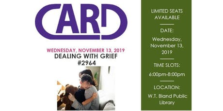 Dealing with Grief #2964 tickets