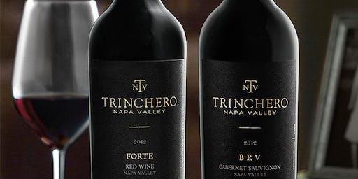 Public Service Trinchero Wine Dinner