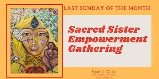 Sacred Sister Empowerment Gathering