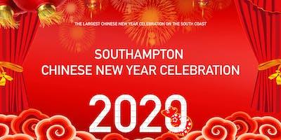 Southampton Chinese New Year 2020