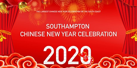 Southampton Chinese New Year 2020 tickets