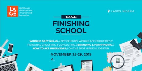 LACE  Finishing School 2019 tickets