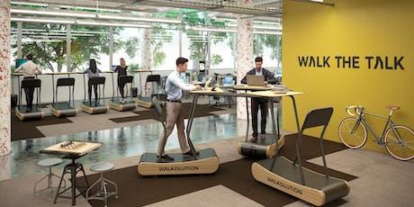 WALKOLUTION - Treadmill Desks exhibitis at  MEDICA  2019 (Booth 4/A05) tickets