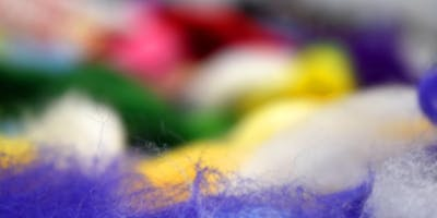 Felting with Margaret Chalmers