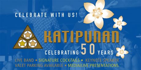 Katipunan's 50th Anniversary Gala tickets