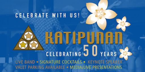 Katipunan's 50th Anniversary Gala
