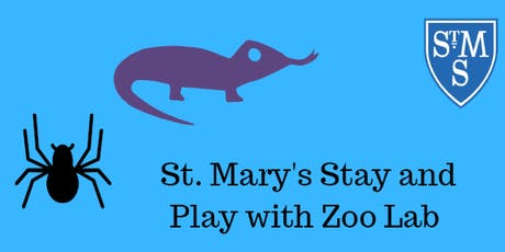 St Mary's Stay & Play with Zoo Lab tickets