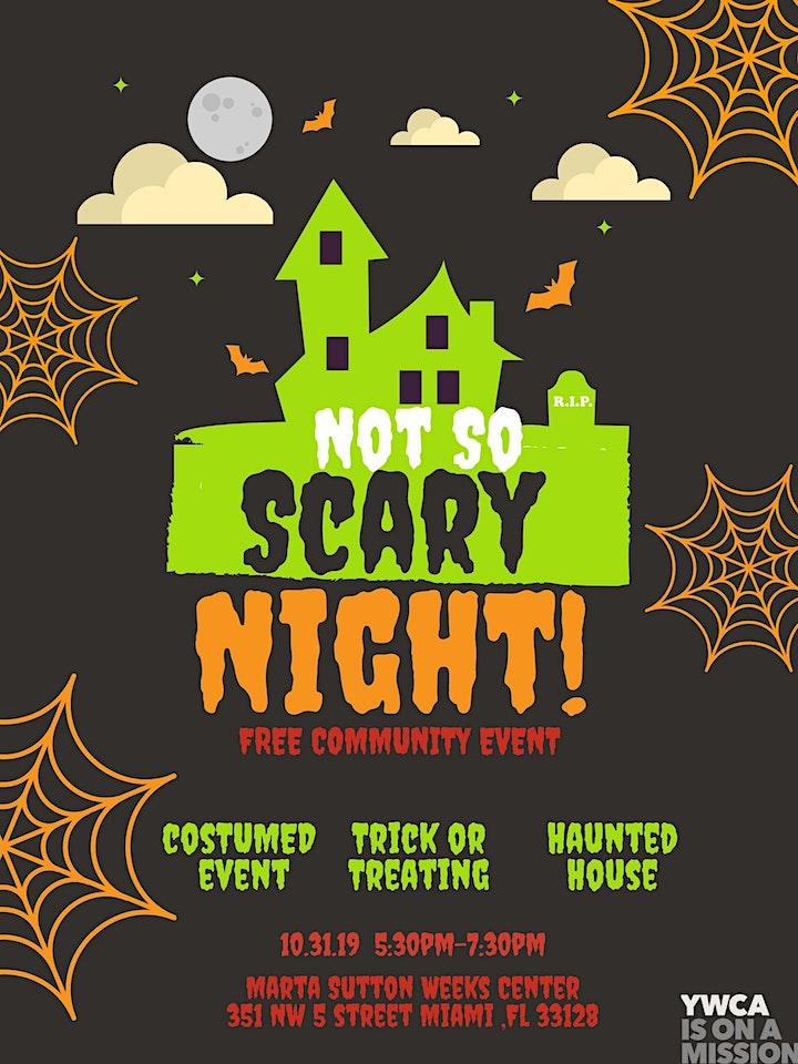 Halloween Not-So-Scary Night image