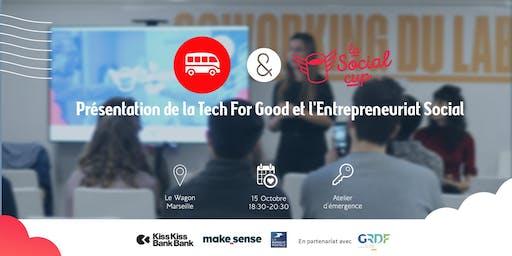 La Social Cup : Tech for Good et Entrepreneuriat Social