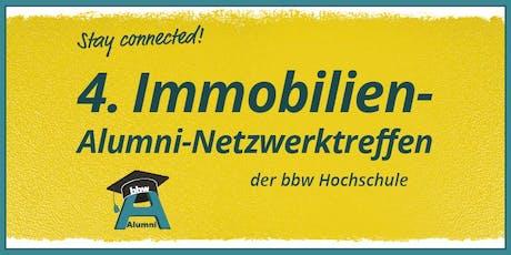 4. Immobilien-Alumni-Netzwerktreffen Tickets