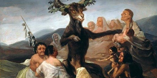 WITCHES, MONSTERS and BEASTIES: The Art of the Supernatural at The National Gallery
