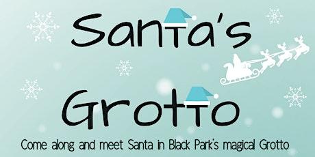 Santa's Grotto Black Park tickets
