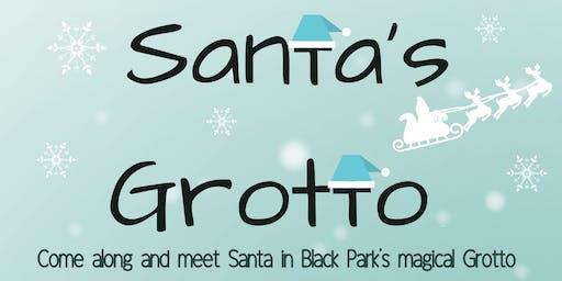 Santa's Grotto Black Park
