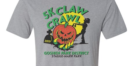 Goshen Park District Costumed 5K Claw Crawl Beer Run tickets