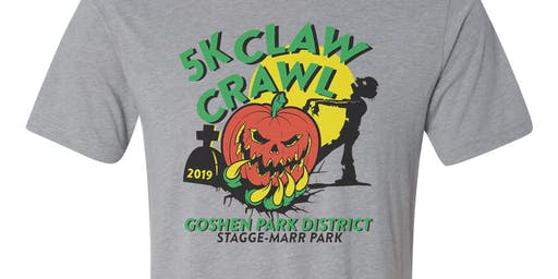 Goshen Park District Costumed 5K Claw Crawl Beer Run