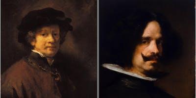 Guided Tour of the Rembrandt-Velázquez Exhibition