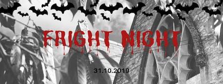 Fright Night @ OYAP Trust