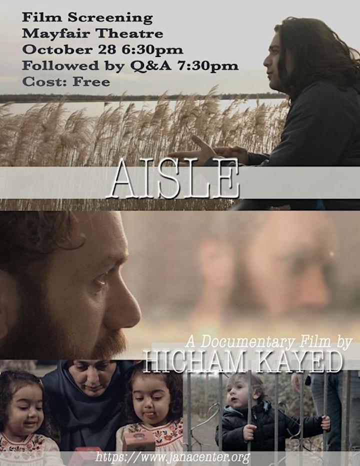 "Film Screening of ""Aisle"" image"
