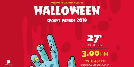 Halloween Spooks Parade Parkway